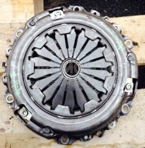 Корзина сцепления Peugeot 206 1.4hdi 1998-2012 811