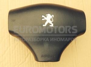 Подушка безпеки кермо Airbag Peugeot 206 1998-2012 96441166ZR 1222