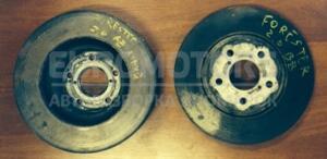 Тормозной диск передний вент D276 Subaru Forester 2002-2007 2537