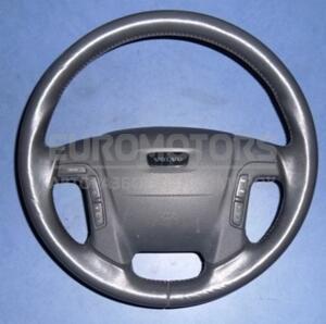 Подушка безопасности руля Airbag Volvo V70 2001-2006 8284