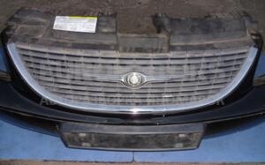 Решетка радиатора -04 Chrysler Voyager 2000-2008 4857522aa 11027