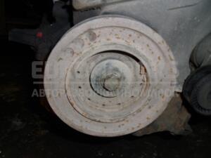 Шкив коленвала демпферный 5 ручейков Renault Kangoo 1.5dCi 1998-2008 11236
