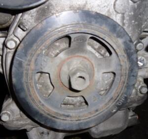 Шкив коленвала 5 ручейков Hyundai Getz 1.5crdi 2002-2010 11766
