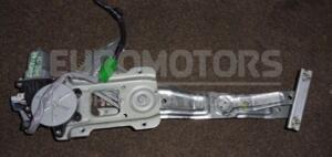 Стеклоподъемник задний правый электр Subaru Forester 2002-2007 12298