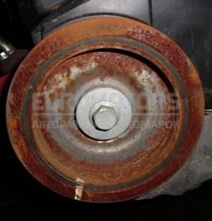 Шкив коленвала демпферный 6 ручейков Renault Scenic 1.5dCi (III) 2009-2015 13446