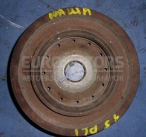 Шкив коленвала демпферный 6 ручейков Renault Kangoo 1.5dCi 1998-2008 19486