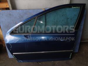 Дверь передняя левая Peugeot 407 2004-2010 23320