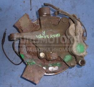 Поворотный кулак правый (торсион) с ABS спарка в сборе ступица Iveco Daily (E3) 1999-2006 30199