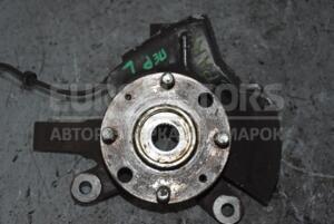 Поворотный кулак левый с ABS в сборе ступица Chevrolet Spark 2010-2015 87631