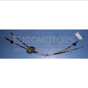 Трос переключения передач КПП комплект Iveco Daily 2.3hpi (E4) 2006-2011 504199607 8318