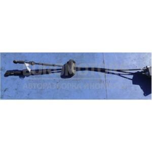 Трос переключения передач КПП 6ступ комплект 06- Nissan Primastar 2001-2014 16764