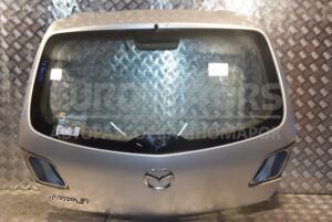 Кришка багажника зі склом хетчбек Mazda 3 2003-2009 BRYV6202XF 188806
