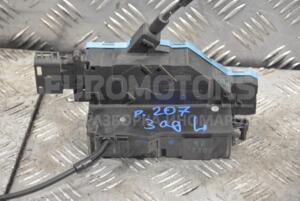 Замок двері задній лівий електро 6 пинов Peugeot 207 2006-2013 188898