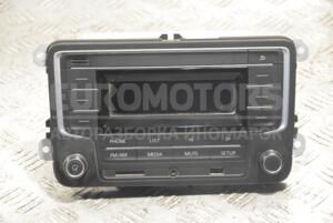 Магнітола штатна VW Caddy (IV) 2015 7F0035153 189095