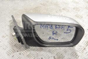 Дзеркало праве електр 5 пинов Mazda 5 2005-2010 189375